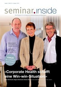Coverstory mit G.P.C. Partners GmbH