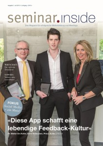 Coverstory mit PRO4S
