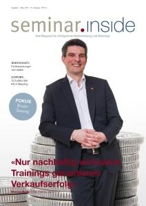 März-Ausgabe seminar.inside 2014