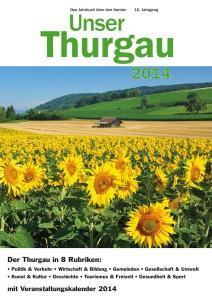 Unser Thurgau 2014 Titelseite