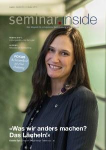 Dezember-Ausgabe seminar.inside 2014