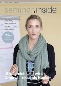 März-Ausgabe seminar.inside 2015