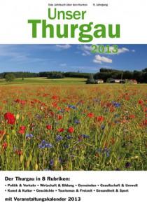 Unser Thurgau 2013 Titelseite