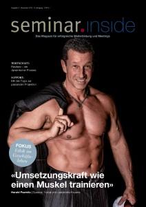 Dezember-Ausgabe seminar.inside 2013