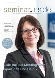 Juni-Ausgabe seminar.inside 2014
